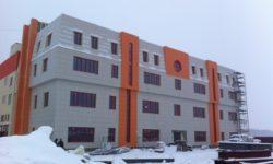 Торгово производственный комплекс, г. Москва