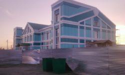 Вокзал, Архангельская область, г. Няндома